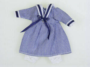 Heidi Ott 1:12 Scale Doll House Miniature Teenager Girl Outfit Sailor #XZ941