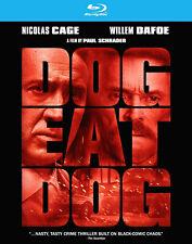 DOG EAT DOG NICOLAS CAGE/WILLIAM DAFOE BLU-RAY BRAND NEW FREE SHIPPING