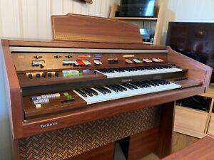 TECHNICS SX-U40 elektronische Orgel zum Knallerpreis!