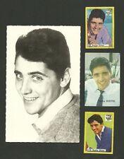 Sacha Distel  Fab Card Collection