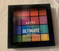 NYX Ultimate Shadow Palette Eye - USP04 - Brights. Brand new