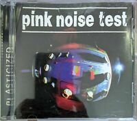 Pink Noise Test Plastiized CD