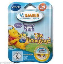 Vtech V.Smile Lernspiel Disnep Winnie Puuh Die Honigjagt 3-6 Jahre OVP