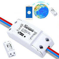 WiFi Smart Switch Timer IOS/Android APP Fernbedienung Home Lamp Steckdose Socket