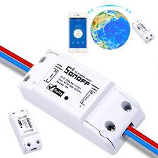 wifi smart switch Minuteur iOS / Android App Télécommande maison lampe prise