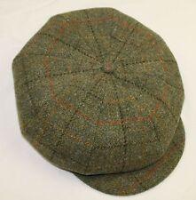 VINTAGE 1920's-1930's STYLE NEWSBOY CAP HAT ZASU CAPS size 7 1/4 - 58cm  X