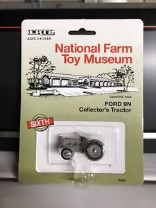 ERTL Ford 9N Tractor National Farm Toy Museum 1:64 #3006