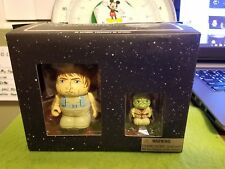 "DISNEY Vinylmation 3"" Park Set 1 Star Wars Luke Skywalker and Yoda Box Set"
