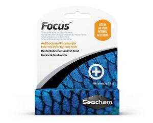 Seachem Focus Antibacterial Polymer 5gm