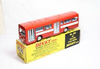 Dinky 283 Single Decker Bus In Its Original Box - Near Mint Vintage Original