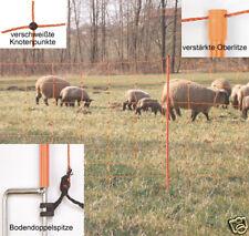 Weidenetz Schafnetz 50 m Ovinet H 108 Doppelspitz neu