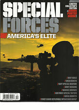 SPECIAL FORCES, AMERICA'S ELITE, 2013 ( LIMITED COLLECTOR'S EDITION)BONUS POSTER