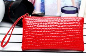 Ladies PU Coin Purse Handbag Shoulder Bag Tote Purse Satchel Clutch Wallet