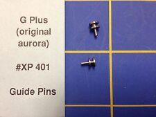 Aurora G Plus G+ Guide Pins (2) HO Slot car HXP 401 Mid-America Raceway