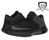 Nike Air Max Infuriate 2 Mid Basketball Shoes black White