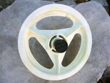 "Skyway, 3 Spoke Mag Tuff Wheel BMX Bike, Fits 12"" Tire, White"