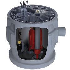 "Liberty Pumps P382XPRG101 - 1 HP ProVore® 380 Grinder Pump System (24""x24..."