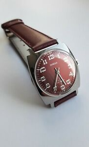 Pobeda Vintage Mechanical Russian Soviet Watch Победа Rare USSR Часы