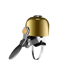 RockBros Bicycle Bike Handlebar Ring Bell Retro Upgrades Vintage Bell Golden