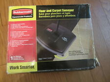 Rubbermaid Floor And Carpet Sweeper Commercial Grade 4212-88 New Damaged Box