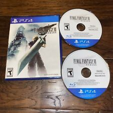 New listing Final Fantasy Vii Remake Ff7 (Sony PlayStation 4 Ps4)