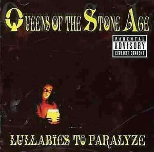 Lullabies To Paralyze - Queens Of The Stone Age CD Interscope