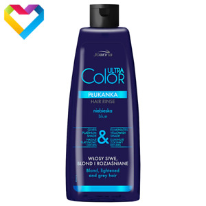 JOANNA Ultra Color System Hair Toner Rinse BLUE 150ml
