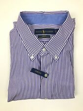 Ralph Lauren - Slim Fit Purple Stripe Shirt - XL - *NEW WITH TAGS* RRP £95