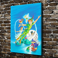 Disney Peter pan Paintings HD Print on Canvas Home Decor Wall Art Picture poster