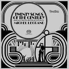Michel Legrand - Twenty Songs of the Century -Multi-ch Stereo CD/SACD - CDLK4591