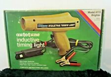 Autotune Inductive Timing Light Model 4115 With Box, Owners Manual Made in USA