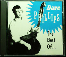 DAVE PHILLIPS THE BEST OF - AUDIO CD
