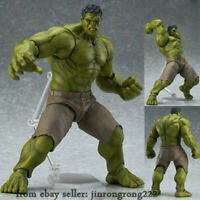 Avengers Ironman figma 271 Hulk Movable Action Hero Figure Toy