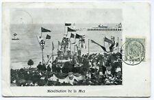 CPA - Carte Postale - Belgique - Bénédiction de la Mer - 1910 (M7831)