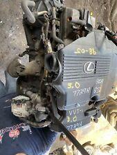 98-05 Engine Assembly Lexus GS300
