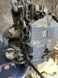98-05 Engine Assembly Lexus GS300