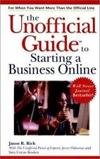 Unofficial Guides: The Unofficial Guide to Starting a Business Online 116 by Un…