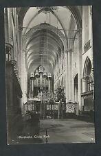 Dordrecht  Grote Kerk  Interieur