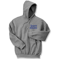 KEITH SCOTT BODY SHOP HOODIE - Adult & Youth Hooded Sweatshirts - OTH fan gear