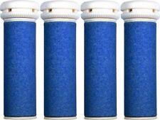4 x Emjoi Micro Pedi Compatible Extra Coarse Rollers