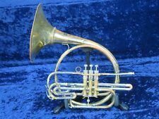 Holton Bb Mellophone Ser#556664 Big Sound with Detachable Bell