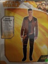 Star Wars Han Solo Costume for Men, Standard Size #376