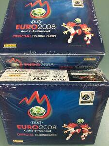 Panini Euro 2008 Soccer Premium Trading Card Factory Box (24 packs)-Ronaldo...##