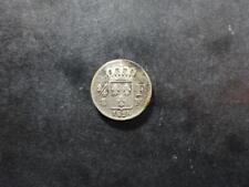Charles X - 1/4 de Franc argent - 1828 M