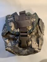 US Army 1 Quart Canteen/ General Purpose Pouch with Canteen Cup ACU Digital