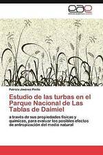 Estudio de las turbas en el Parque Nacional de Las Tablas de Daimiel: a través d