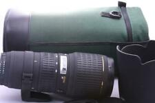 Nikon fit Sigma EX HSM 100-300mm F4 APO Lens built in AF Motor UPDATED VERSION