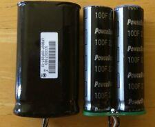 NEW Tecate 50 Farad 5.4V Super Caps; Solar batter/ Computer memory (last One)