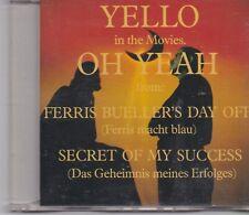 YELLO-Oh YEah cd maxi single cardsleeve
