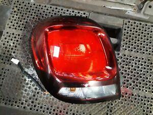 Citroen c1 MK2  Passengers Rear Back Light 2017